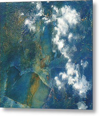 From Above Metal Print by Carlynne Hershberger