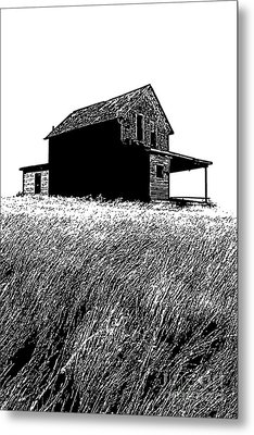 From Days Gone By Metal Print by Vivian Christopher