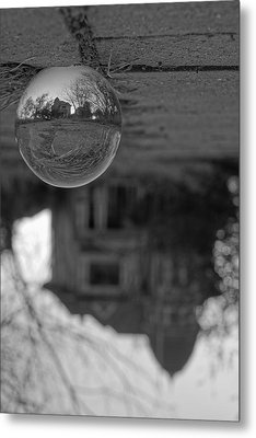 From My Perspective Metal Print