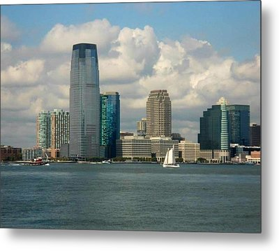 From The Ferry Metal Print