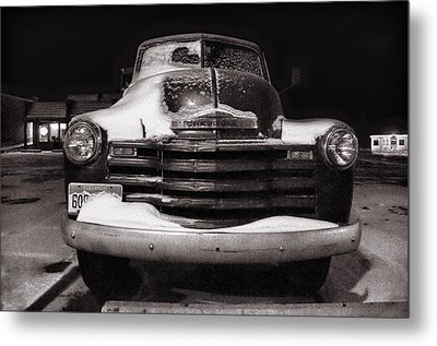 Frozen In Time Metal Print by Ken Smith