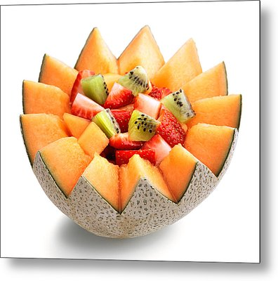 Fruit Salad Metal Print by Johan Swanepoel