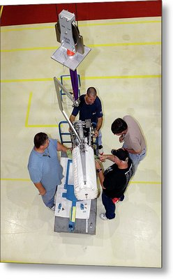 Fuel Cell From Space Shuttle Endeavour Metal Print