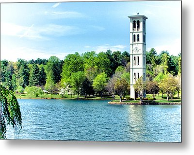 Furman Lake Metal Print