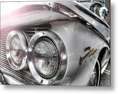 Metal Print featuring the photograph Fury by Michael Donahue