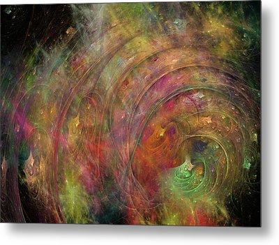 Galaxy 34g21a Metal Print by Betsy Knapp