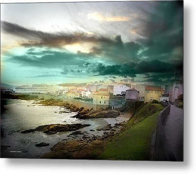 Metal Print featuring the photograph Galicia by Alfonso Garcia