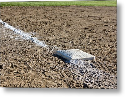 Game Over Metal Print by Bob Noble Photography