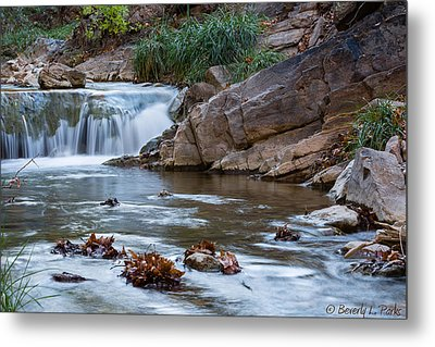 Garden Canyon Metal Print