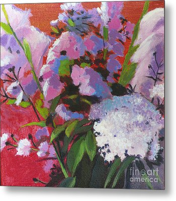 Garden Gifts Metal Print by Melody Cleary