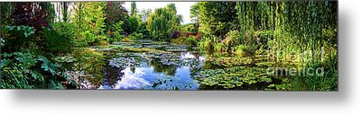 Garden Of Dreams Metal Print by Olivier Le Queinec