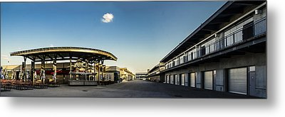 Gasoline Alley Metal Print