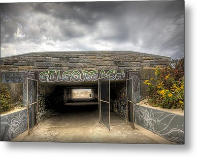 Gates To Euphoria Metal Print