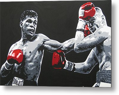Gatti Vs Ward Metal Print