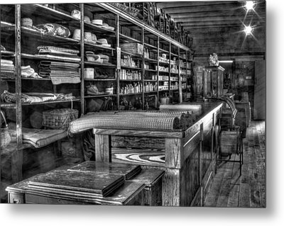 Metal Print featuring the photograph General Store by Dawn Currie