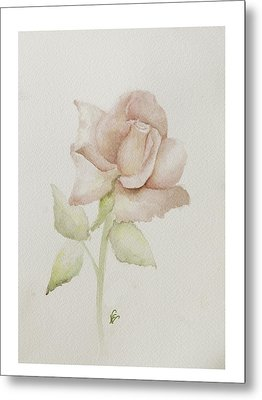 Gentle Grace Metal Print by Nancy Edwards