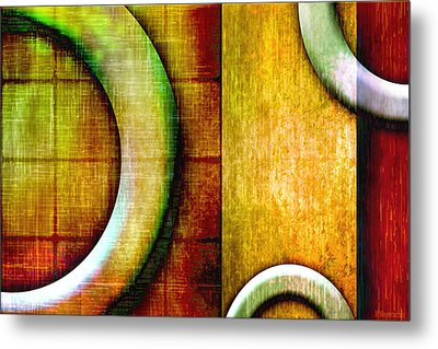 Geo Metal Print by Melisa Meyers