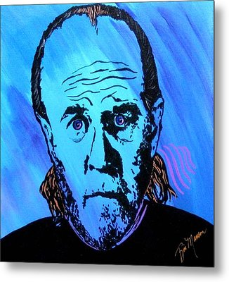 George Carli So What Metal Print