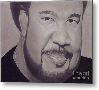 George Duke Metal Print