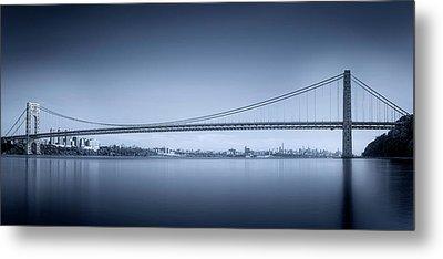 George Washington Bridge Metal Print