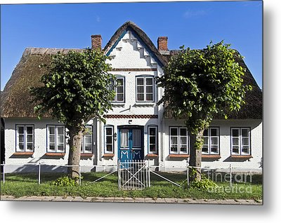 German Country House  Metal Print by Heiko Koehrer-Wagner