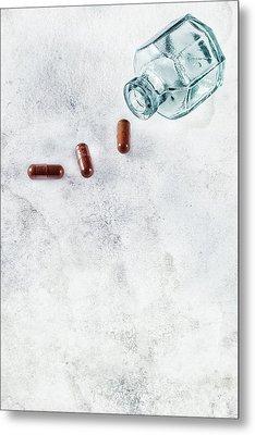 Get Well Soon Metal Print by Joana Kruse