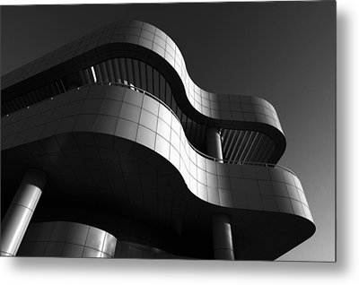 Getty Center Metal Print