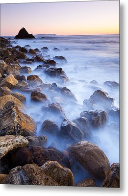 Ghost Coast  Metal Print