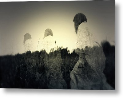 Ghost Stories Metal Print by Scott Hovind