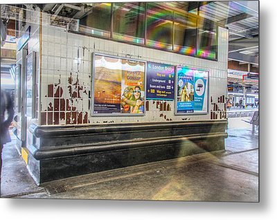 Metal Print featuring the photograph Ghosts Of London Bridge by Ross Henton