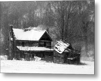 Ghosts Of Winters Past Metal Print