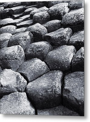 Metal Print featuring the photograph Giant Steps by Jane McIlroy