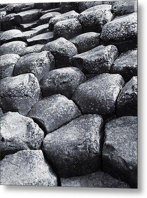 Giant Steps Metal Print by Jane McIlroy