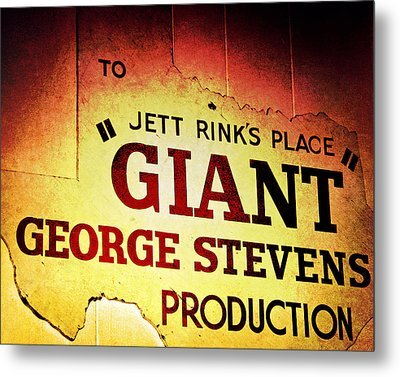 Giant Metal Print by Trish Mistric