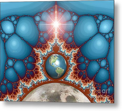 Gift From God Metal Print by Phil Perkins