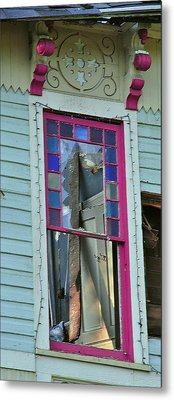 Burnt Gingerbread At The Pride House Jefferson Texas Metal Print