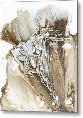 Give Metal Print by Karina Llergo