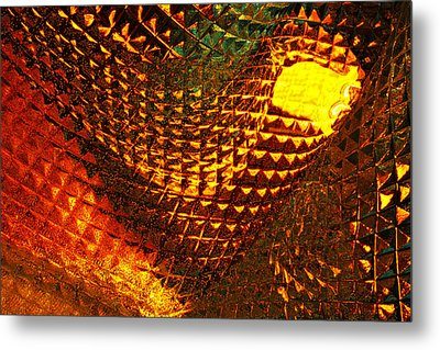 Glass Works 13 Metal Print