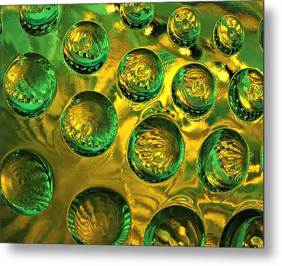 Glass Works 21 Metal Print