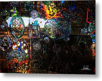 Glassy Colors Metal Print by Dan Quam
