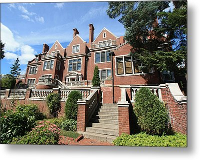 Glensheen Mansion Exterior Metal Print