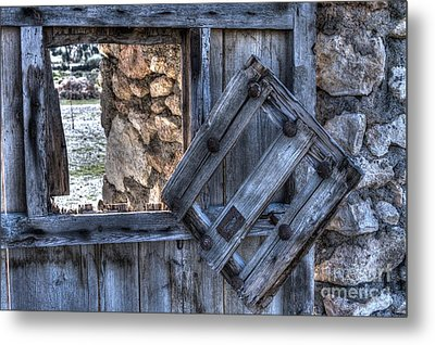 Glimpses Of Times Past Metal Print by Heiko Koehrer-Wagner