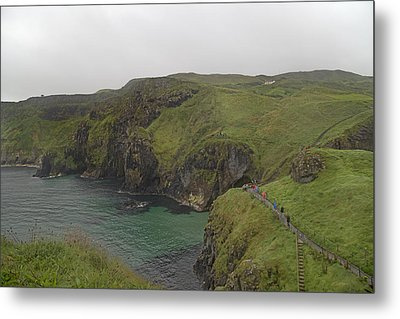 Glorious Day Northern Ireland Metal Print