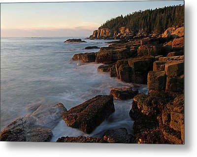 Glorious Maine Acadia National Park Metal Print