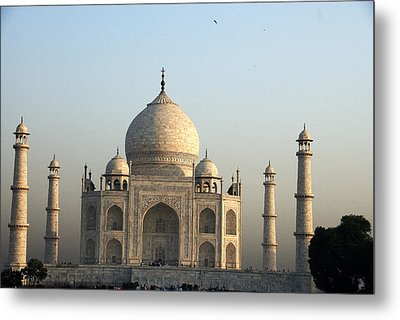 Glorious Taj Metal Print