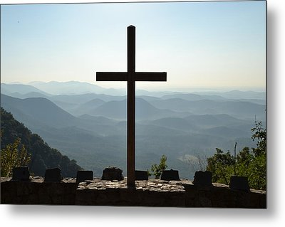 Glory Reigns Metal Print