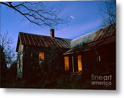 Glowing On The Inside Metal Print by Craig Dykstra
