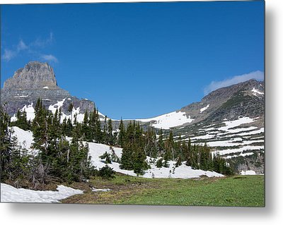 Gnp Continental Divide Metal Print
