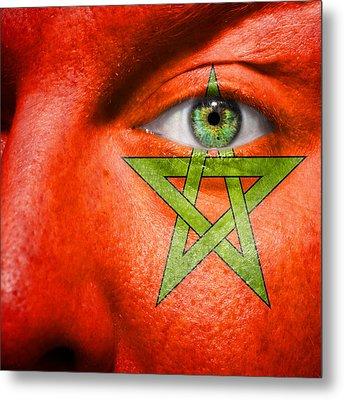 Go Morocco Metal Print by Semmick Photo