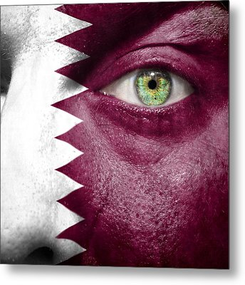 Go Qatar Metal Print by Semmick Photo